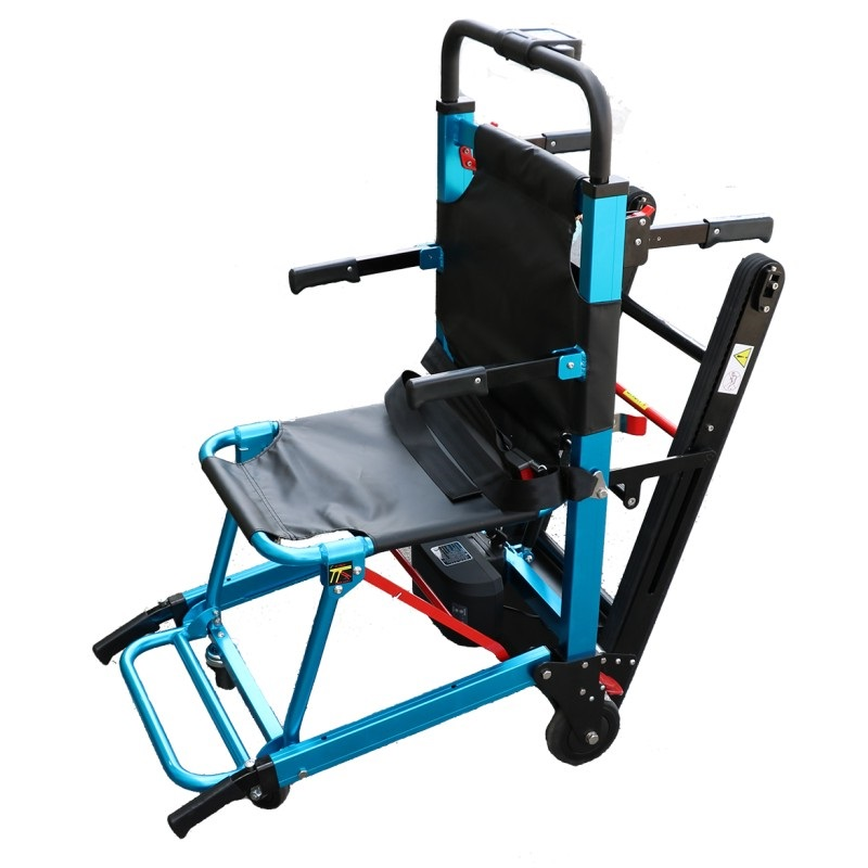 Powered stair climber transport chair for Motorized chair for stairs cost