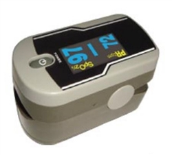 mckesson finger pulse oximeter manual
