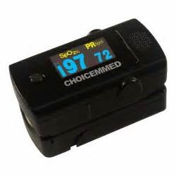 Choice MD300CF3 Heavy Duty Professional Fingertip Pulse Oximeter with Alarm