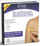 CURAD Advanced Scar Therapy Strips; MUST CALL TO ORDER