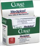 CURAD Mediplast Wart Pads; MUST CALL TO ORDER