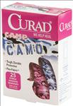 CURAD Camo Fabric Adhesive Bandages; MUST CALL TO ORDER