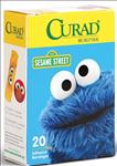 CURAD Sesame Street Adhesive Bandages; MUST CALL TO ORDER