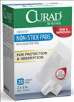 CURAD Sterile Non-Stick Adhesive Pads; MUST CALL TO ORDER