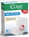 CURAD Sterile Non-Stick Pads; MUST CALL TO ORDER